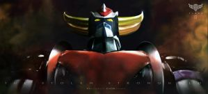 Ufo Robot Grendizer: The Stolen Stronghold by Vigior