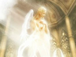 Angel of Hope by Deadshutyourmouth