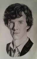Sherlock by MidnightRoseGarden