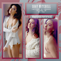+Photopack: Shay Mitchell by Whatever-Photopacks