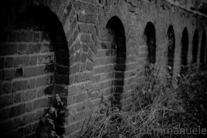Railway inspired wall - Day 30 - 30/01/13 by oEmmanuele