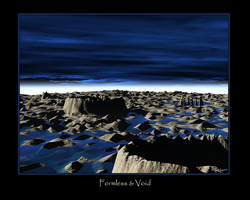 Formless and Void by spamboy