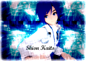 Shion Kaito Background by Yozane