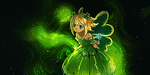 Green Fairy by Eternalesque