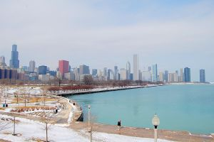 Chicago SKyline March 2008-2 by moonlightrose44