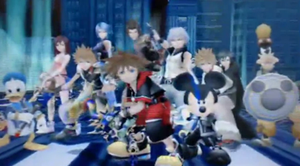 KH 3D Photo Group!!!! MAJOR SPOIILERS by TheKCroxas