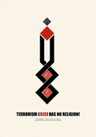 Terrorism (ISIS) Has No Religion! by fisalaliraqi