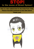 Data Chibi by Data-Fans
