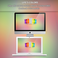 Life's Color by InsanePiece