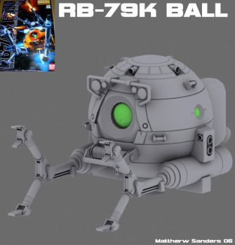 RB-79k ball by DoctorOrpheus