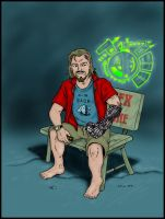 Jake: Shadowrun Hacker by squinkyproductions