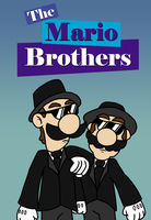 The Mario Brothers by mikeinthehouse