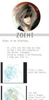 Mortal Instruments Drawing Tutorial by Zoehi