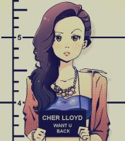 Cher Lloyd - Want U Back by smartha
