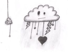 Rain, Lightning and Love by MeggieJoe