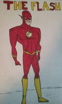 the Flash by Speedyrs202