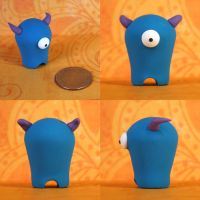 Kiff the Timid Monster by TimidMonsters