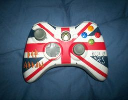 Def Leppard 360 Controller by CurseReaper