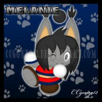 AT: Melanie the Bobcat Chao by CCgonzo12