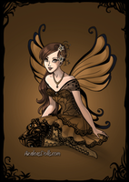 Latte the Fairy by PiccoloFreakNamick