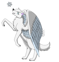 .:Character Challenge:. Silver by MysticalWhisper