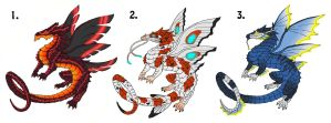 Hyporia Adoptables - OPEN by SeaSuds