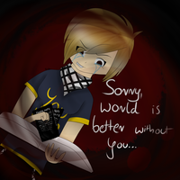 wOrLD  iS  BeTTeR  WitHoUT  YOu by Partofinsanity