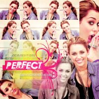 Perfect Miley by jonatick4ever