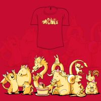 Woot Shirt - Zodiac Party by fablefire