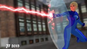 Utimate Invisible Woman by tiangtam