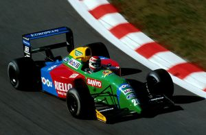 Nelson Piquet (Belgium 1990) by F1-history