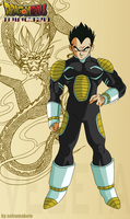 vegeta taiketzu by salvamakoto