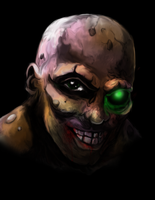 Zombie by Laserbot