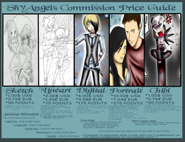 Commission Price Guide_OPEN_ by SomaShiokaze