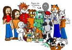 """""""The Group Pic"""" by WinDasH"""