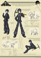 Climber reference sheet by Unknown-person