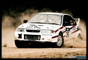 ARC - QUIT Forest Rally - V by esemte