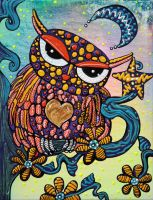 Mystical Owl by barbosaart