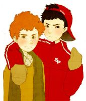 Marsh, Broflovski by leigher