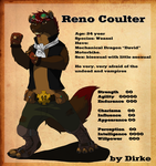 Reno Coulter by Dirke