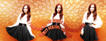 Lily Collins. by FuwaFuwaS