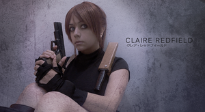 Claire Redfield cosplay RE 2 by VickyxRedfield