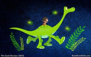 The Good Dinosaur 09 BestMovieWalls by BestMovieWalls