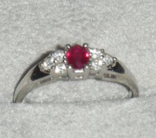 Ring: engage-wedd-valentine by Sirfy