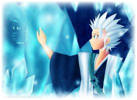 CE_Hitsugaya_ Who are you by renealexa