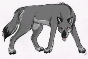 Trade for Bloodwolf666 by Kitsune--Rin
