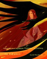 Spirit of fire by eilian