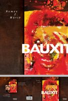 Bauxit - book cover by gaborcsigas