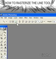 How to Rasterize the Line Tool by Bateri