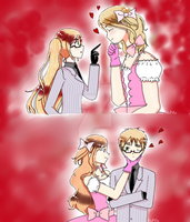 Magical Amour by almaanderson9